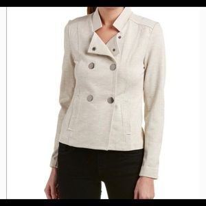 CAbi Charlie Jacket 3028 Oatmeal Double Breast